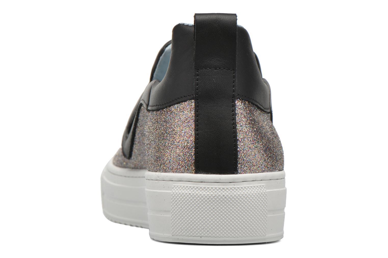 Sneaker Apologie Beau yeux mehrfarbig ansicht von rechts