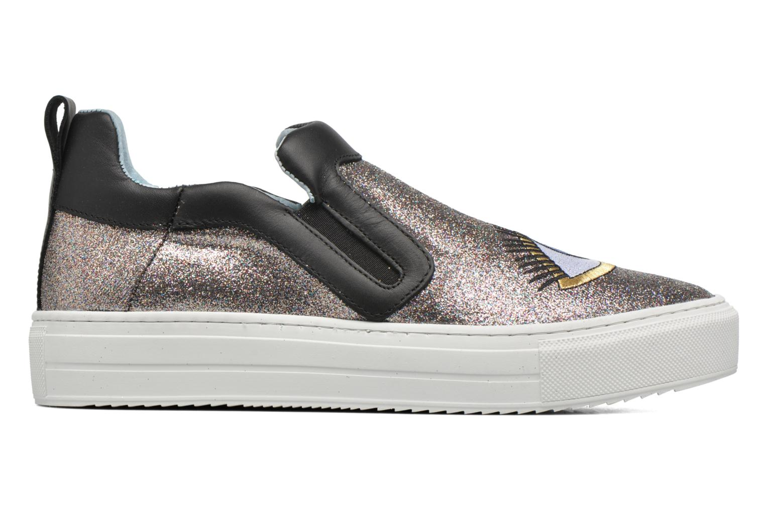 Trainers Apologie Beau yeux Multicolor back view