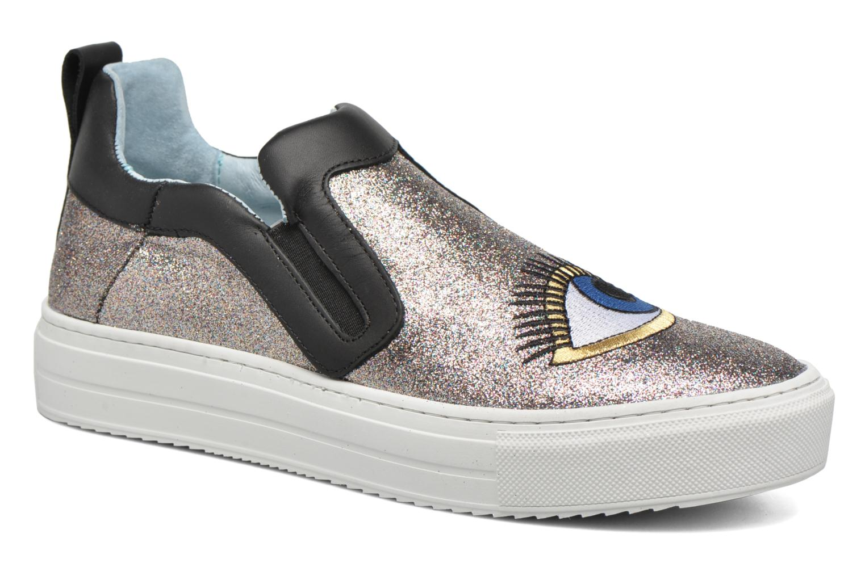 Sneaker Apologie Beau yeux mehrfarbig detaillierte ansicht/modell