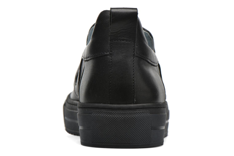 Sneakers Apologie Oui Non Zwart rechts