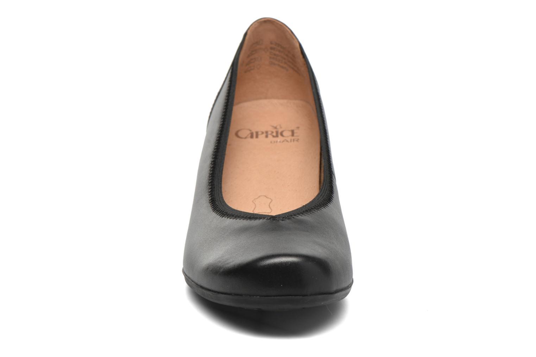 Escarpins Caprice Dora Noir vue portées chaussures