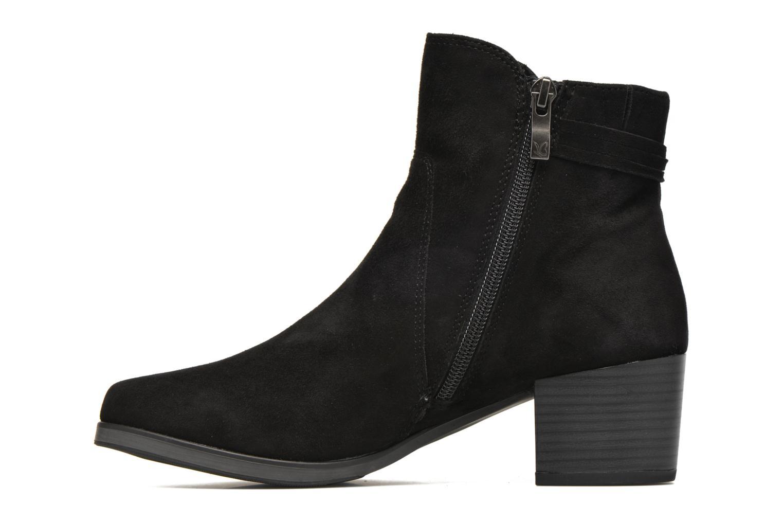 Bottines et boots Caprice Bella 2 Noir vue face