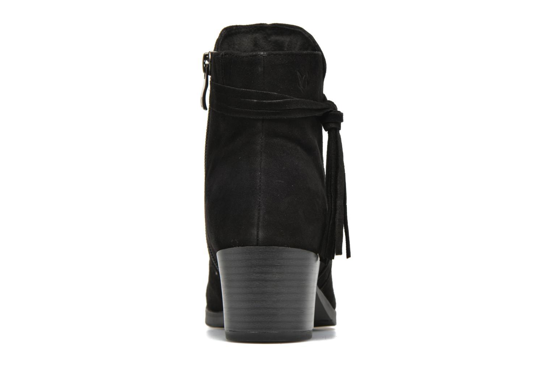 Bottines et boots Caprice Bella 2 Noir vue droite