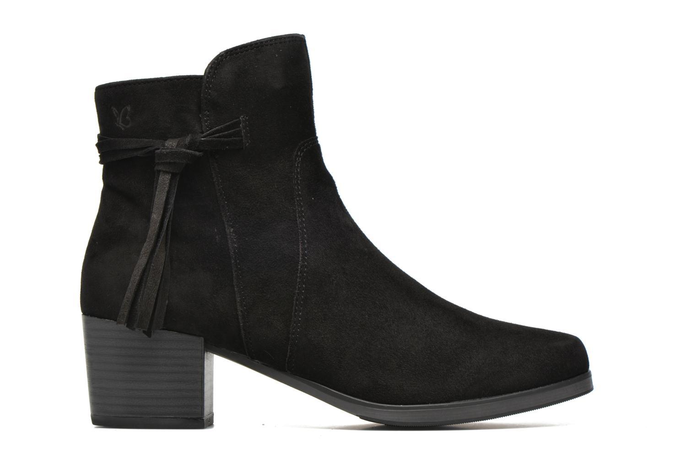Bottines et boots Caprice Bella 2 Noir vue derrière