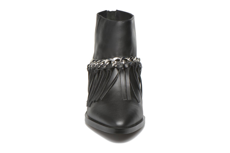 Bottines et boots SENSO Halia Noir vue portées chaussures