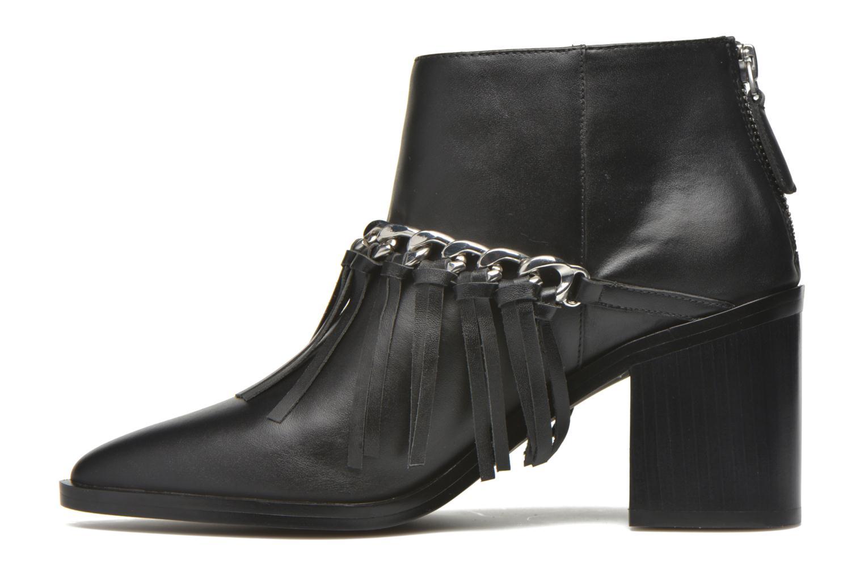 Bottines et boots SENSO Halia Noir vue face