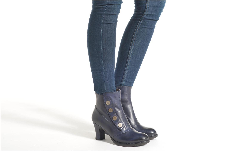 Bottines et boots Neosens Baladí S268 Noir vue bas / vue portée sac
