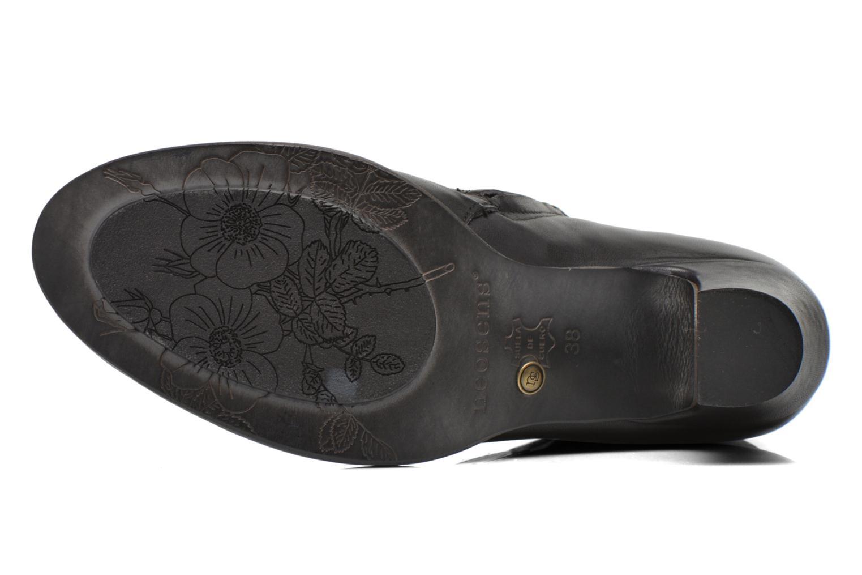 Bottines et boots Neosens Baladí S268 Noir vue haut