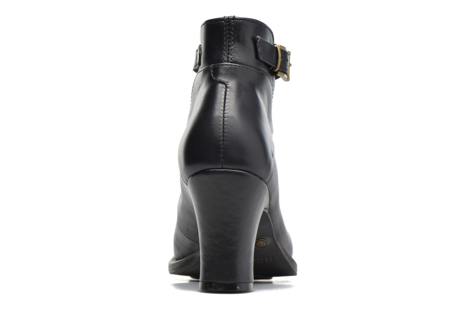 Ankle boots Neosens Baladí S269 Black view from the right
