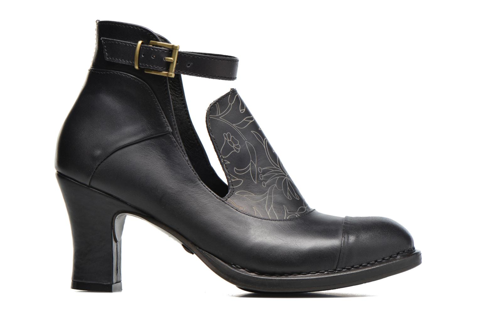 Ankle boots Neosens Baladí S269 Black back view