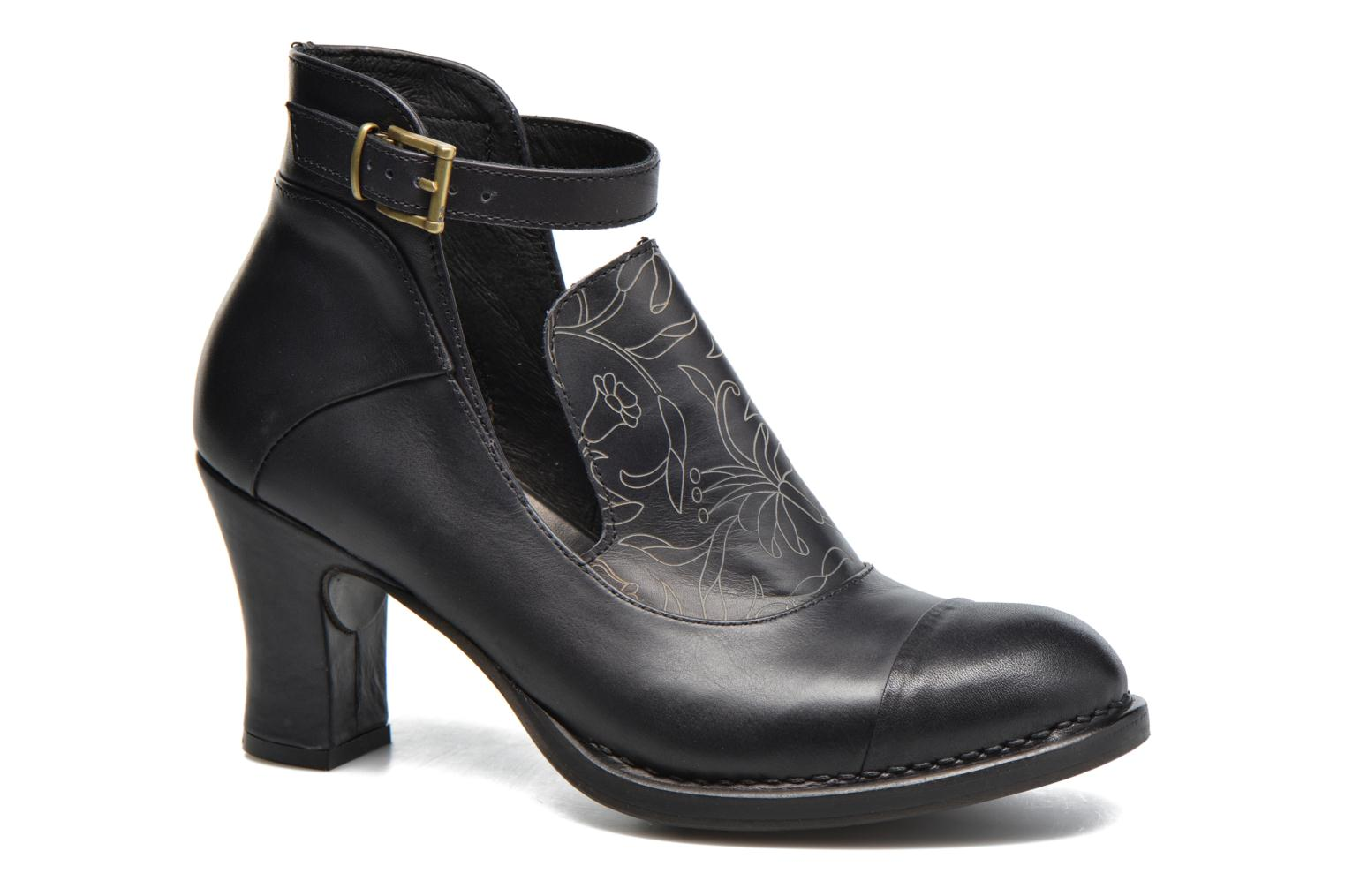 Ankle boots Neosens Baladí S269 Black detailed view/ Pair view