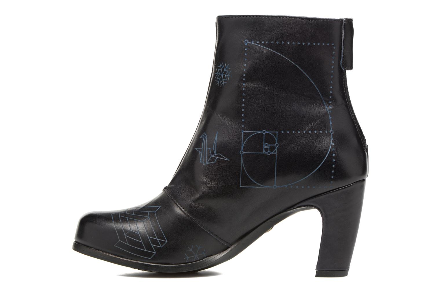 Bottines et boots Neosens Altesse S572 Noir vue face
