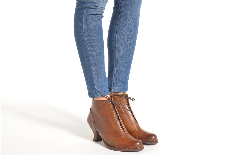 Bottines et boots Neosens Rococo S863 Marron vue bas / vue portée sac