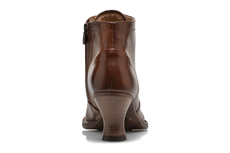 Bottines et boots Neosens Rococo S863 Marron vue droite