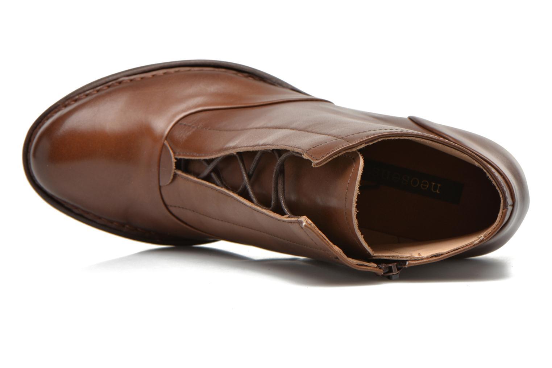 Bottines et boots Neosens Rococo S863 Marron vue gauche