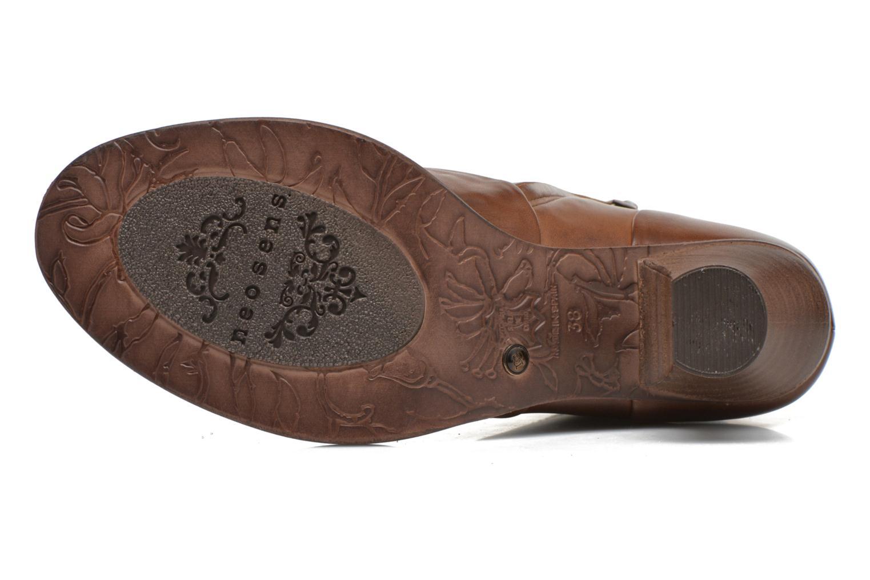 Stivaletti e tronchetti Neosens Rococo S863 Marrone immagine dall'alto