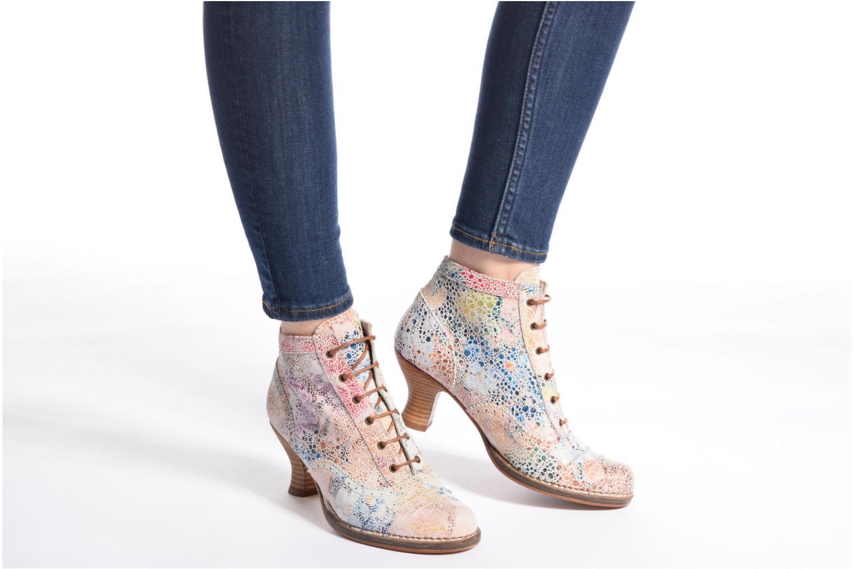 Bottines et boots Neosens Rococo S865 Multicolore vue bas / vue portée sac