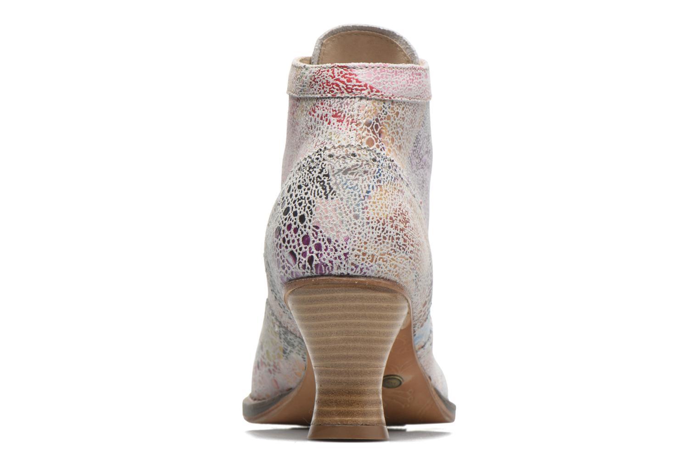 Bottines et boots Neosens Rococo S865 Multicolore vue droite