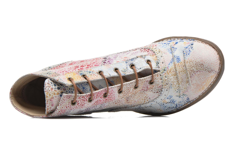 Bottines et boots Neosens Rococo S865 Multicolore vue gauche