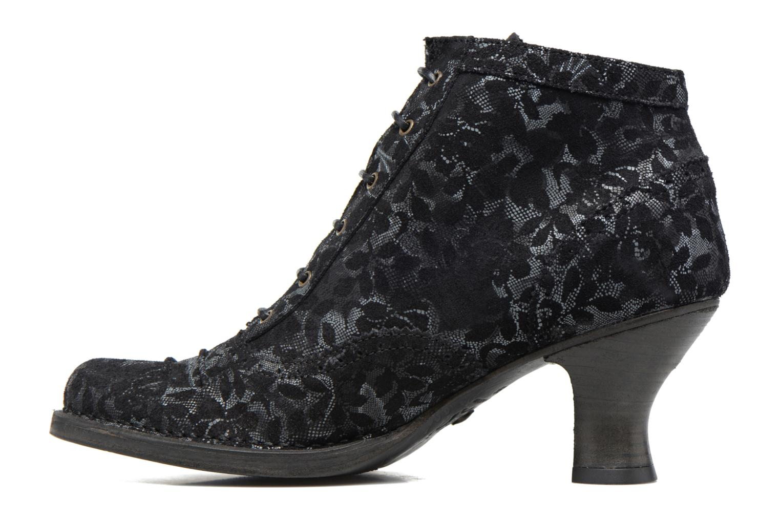 Ankle boots Neosens Rococo S865 Black front view