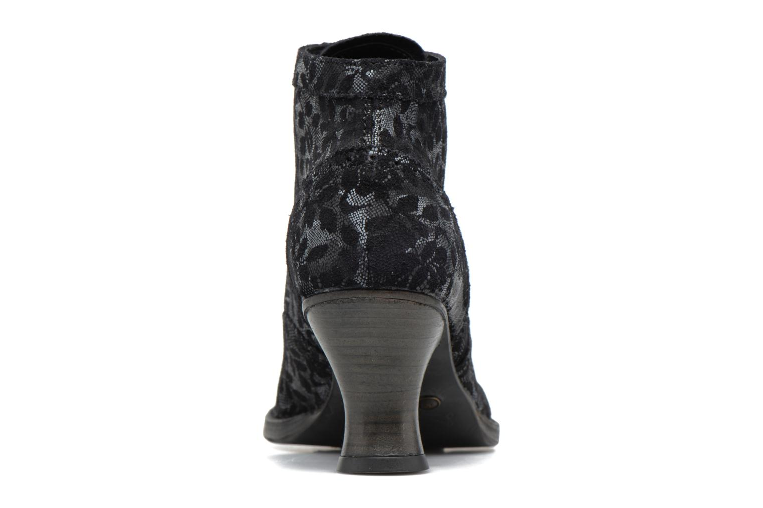 Ankle boots Neosens Rococo S865 Black view from the right