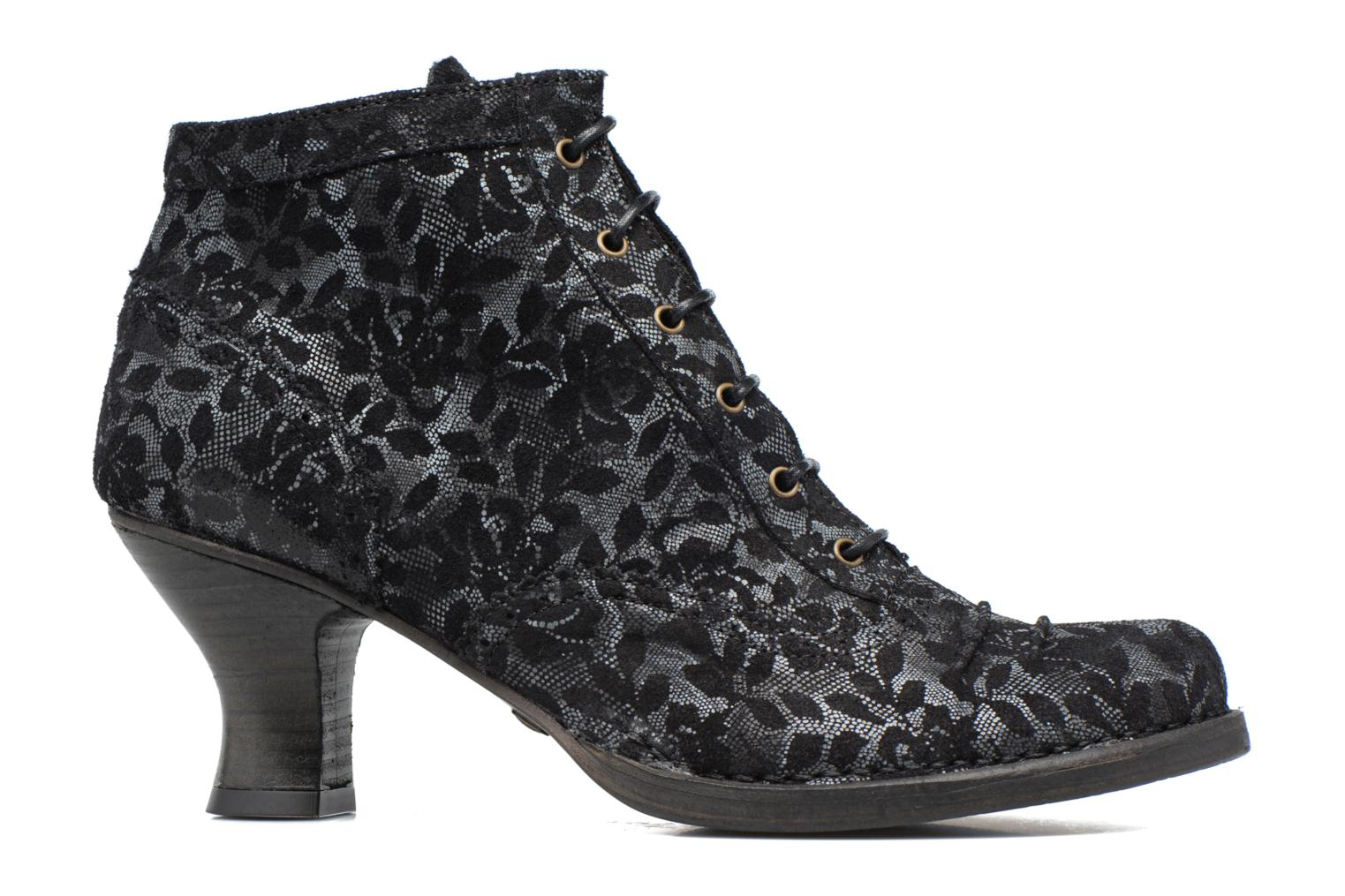 Ankle boots Neosens Rococo S865 Black back view