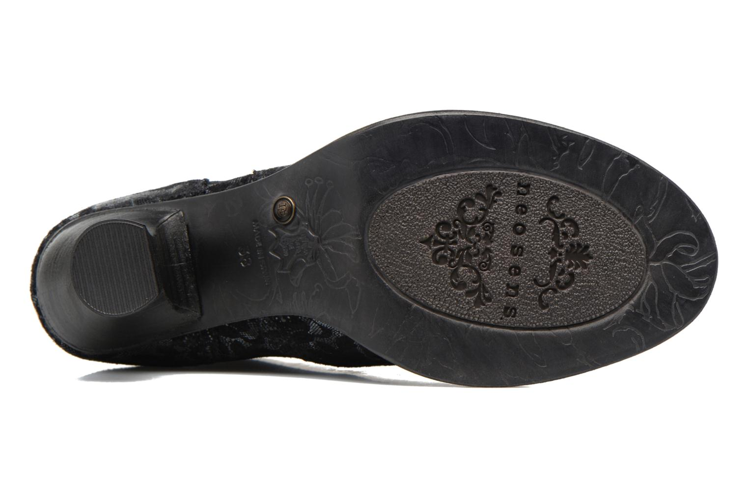 Ankle boots Neosens Rococo S865 Black view from above