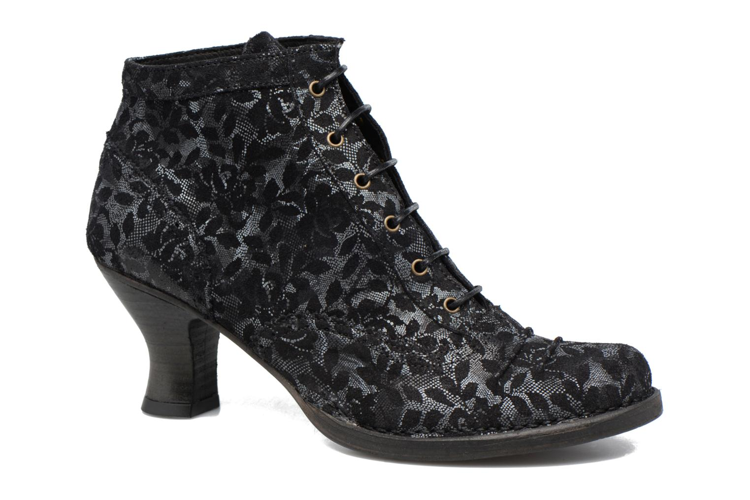 Ankle boots Neosens Rococo S865 Black detailed view/ Pair view