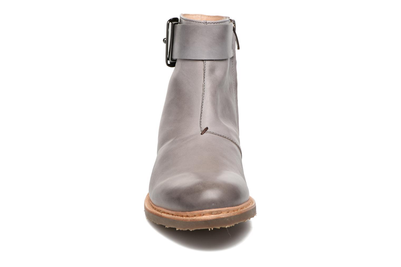 Bottines et boots Neosens Hondarribi S913 Gris vue portées chaussures