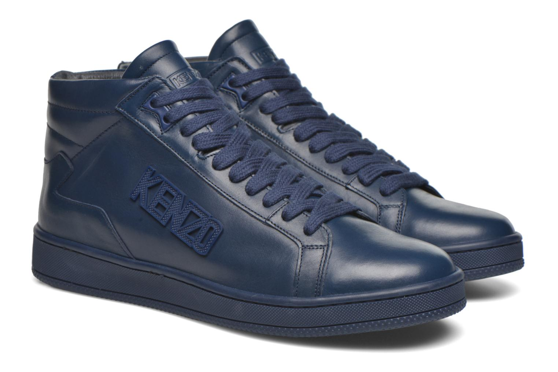 Sneakers Kenzo Tearx Blå 3/4 bild