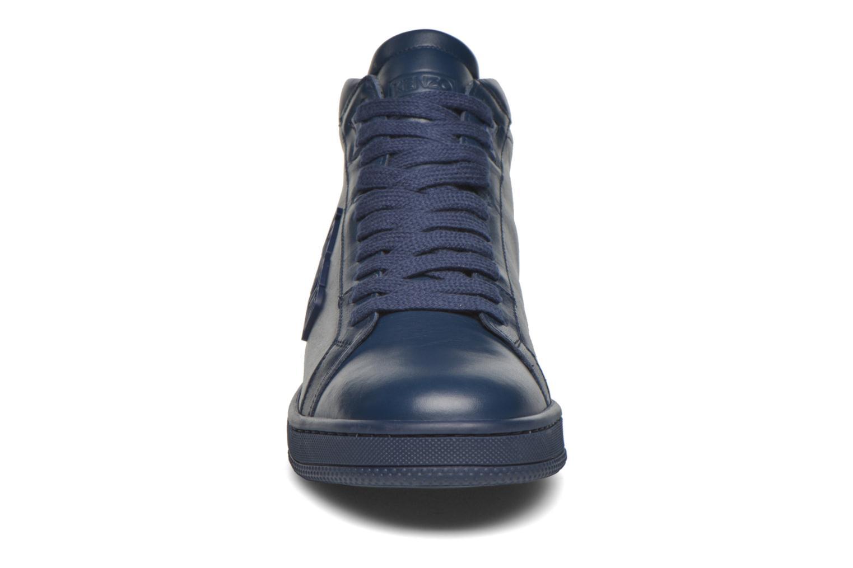 Sneaker Kenzo Tearx blau schuhe getragen