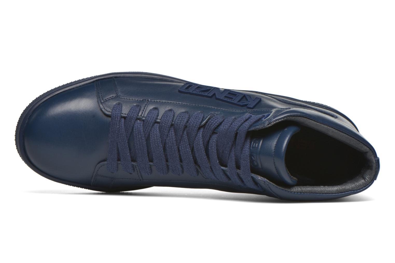 Sneaker Kenzo Tearx blau ansicht von links