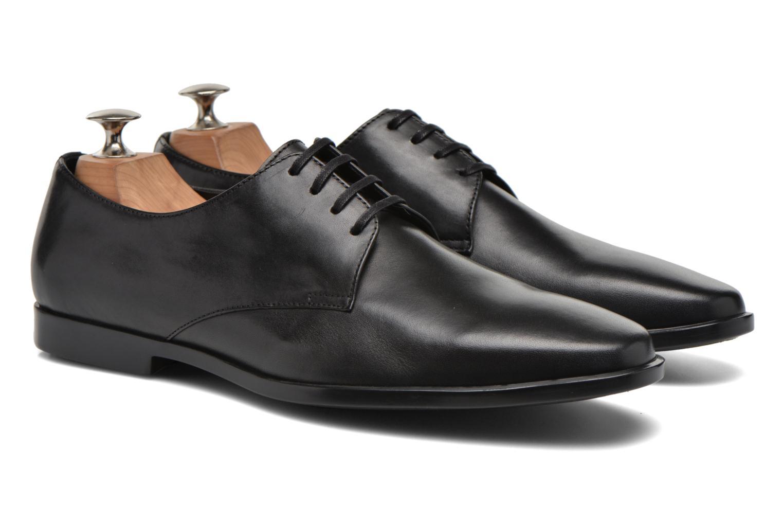 Zapatos con cordones Kenzo Justicier Negro vista 3/4