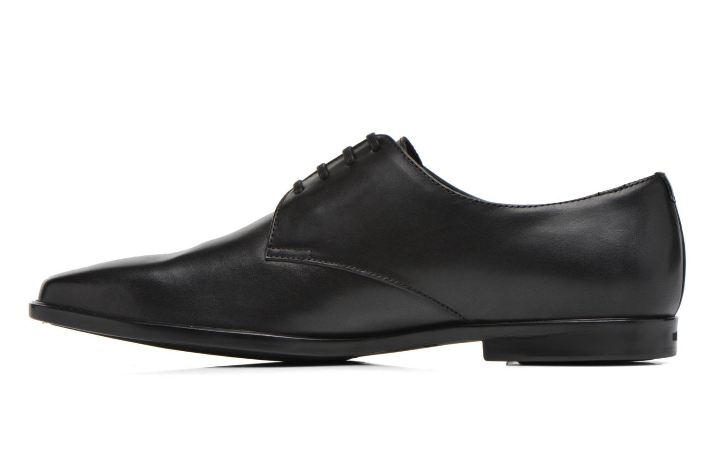 Zapatos con cordones Kenzo Justicier Negro vista de frente