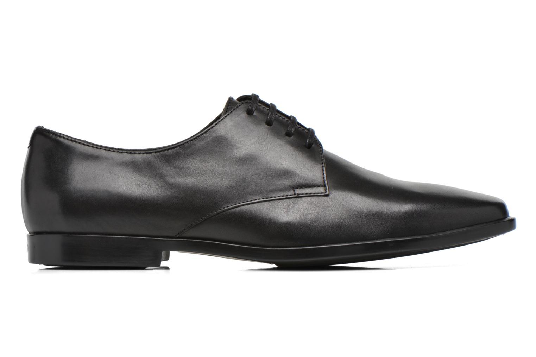 Zapatos con cordones Kenzo Justicier Negro vistra trasera