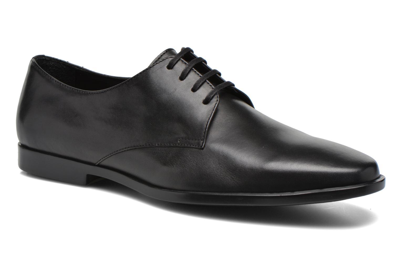 Zapatos con cordones Kenzo Justicier Negro vista de detalle / par