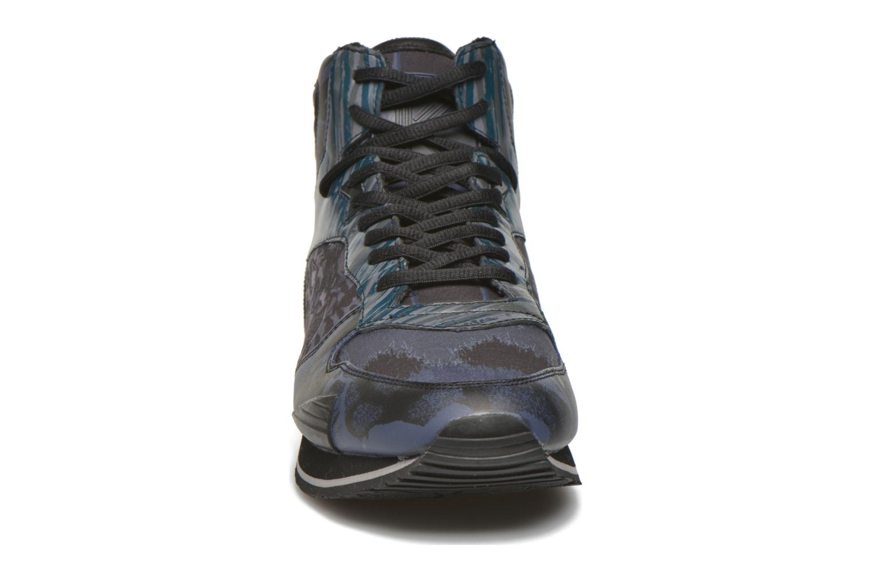 Sneakers Kenzo Runmid Svart bild av skorna på