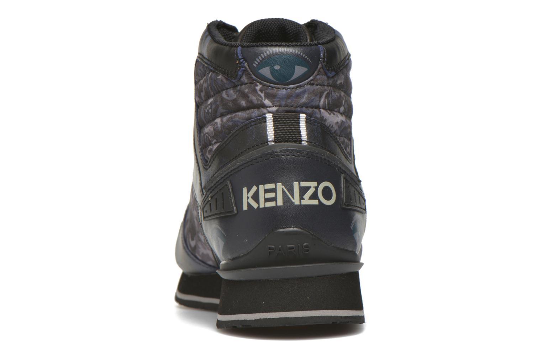 Sneakers Kenzo Runmid Svart Bild från höger sidan