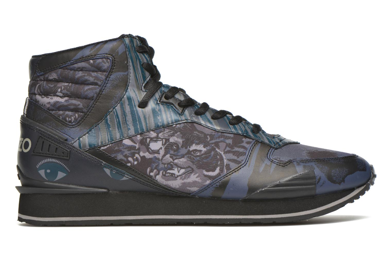 Sneakers Kenzo Runmid Svart bild från baksidan