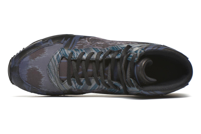 Sneakers Kenzo Runmid Svart bild från vänster sidan