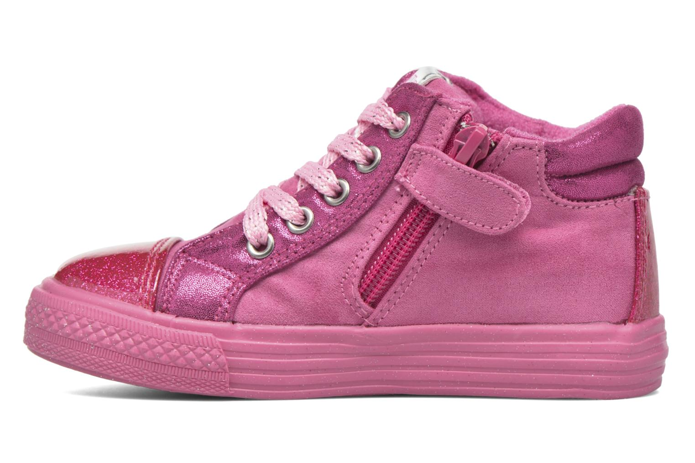 Sneakers Agatha Ruiz de la Prada Mini Lollipop 2 Rosa immagine frontale