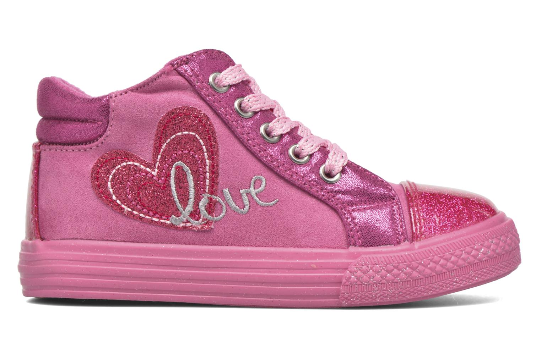 Sneakers Agatha Ruiz de la Prada Mini Lollipop 2 Rosa immagine posteriore