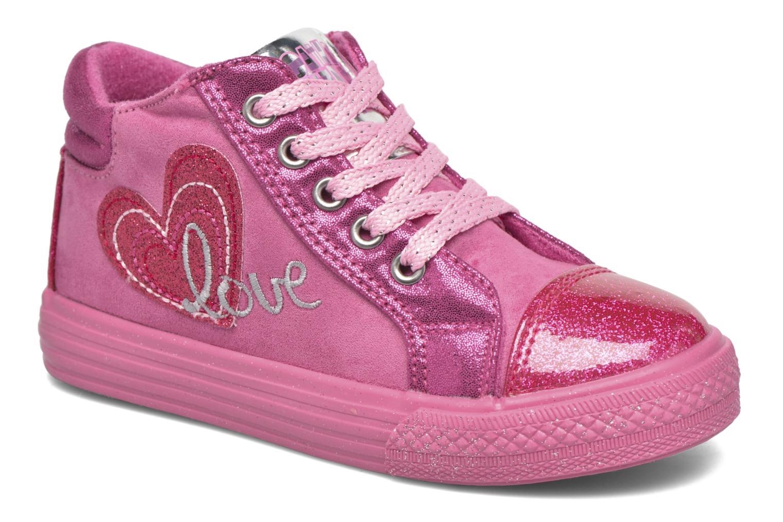 Sneakers Agatha Ruiz de la Prada Mini Lollipop 2 Rosa vedi dettaglio/paio