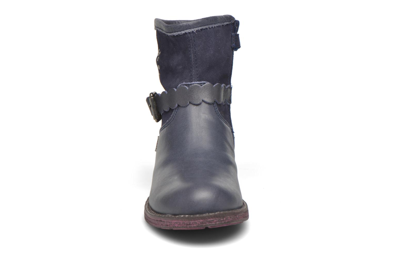 Bottines et boots Agatha Ruiz de la Prada Vagabunda Agatha 2 Bleu vue portées chaussures