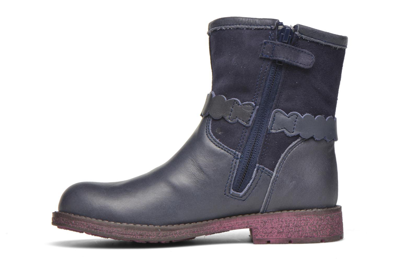 Stiefeletten & Boots Agatha Ruiz de la Prada Vagabunda Agatha 2 blau ansicht von vorne