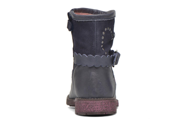 Bottines et boots Agatha Ruiz de la Prada Vagabunda Agatha 2 Bleu vue droite