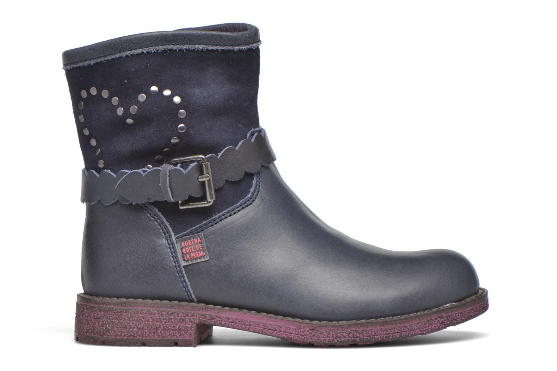 Stiefeletten & Boots Agatha Ruiz de la Prada Vagabunda Agatha 2 blau ansicht von hinten