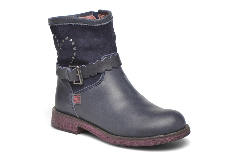 Stiefeletten & Boots Agatha Ruiz de la Prada Vagabunda Agatha 2 blau detaillierte ansicht/modell