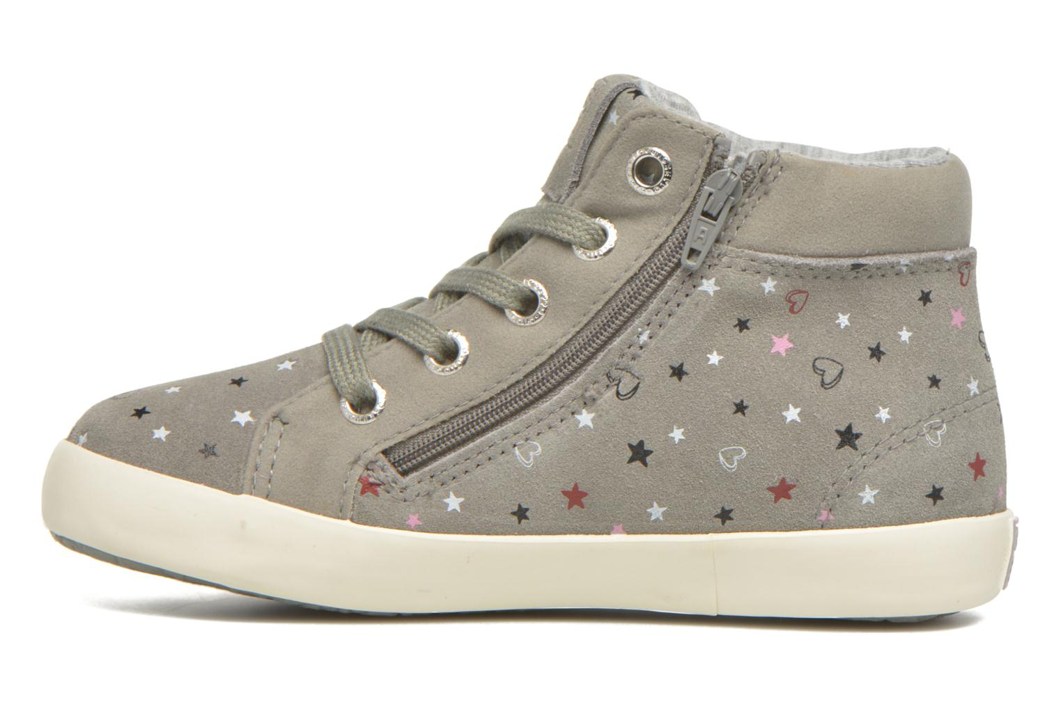 Trainers Gioseppo Nacha Grey front view