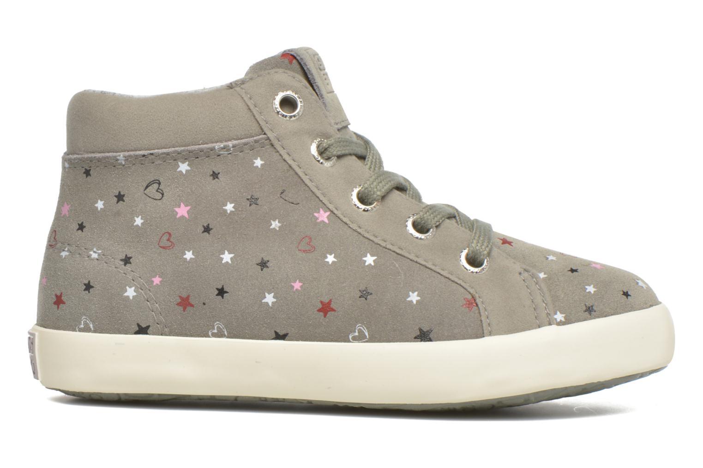 Sneaker Gioseppo Nacha grau ansicht von hinten